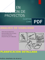 Fases Gestion Proyectos