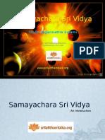 samayacharasrividyavers.pptx