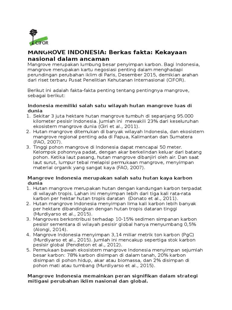 Statistik Kehutanan Indonesia 2013 Pdf