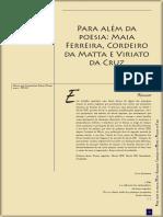 J. Da S.maia Ferreira_ Cordeiro Da Mata e v. Da Cruz