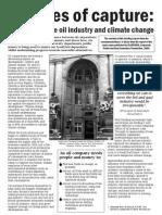 Cosy Alliance Between Big Oil and UK Universities