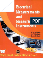 125589739 Electrical Measurements and Measuring Instruments 1 PDF