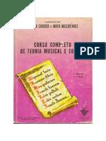 Curso Completo de Teoria Musical e Solfejo - VOL 1