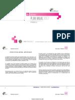 Planificación Anual 3Basico Artes Visuales 2017