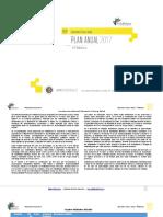 Planificación Anual Educación Física 1° Básico 2017