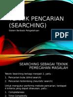 Teknik Pencarian (Searching) Heuristic