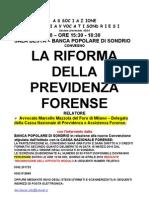 Evento streaming live ordine giovani avvocati Sondrio
