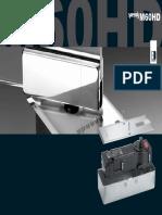 Características Freno Hidráulico Speedy M60