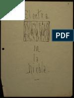Cuaderno manuscrito Versión Lagar