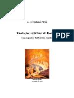 LIBRO Evolução Espiritual do Homem-J HERCULANO PIRES