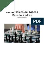 Curso Basico Taticas Xadrez