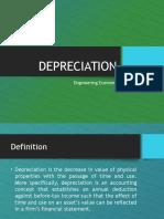12. Depreciation