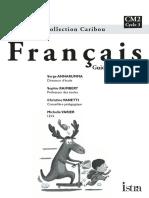 Guide Pédagogique Caribou Cm2