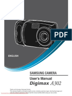 Samsung Digimax A302