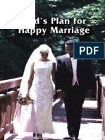 God's Plan for Happy Marriage