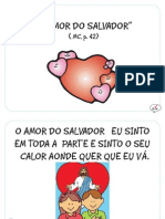 """O Amor Do Salvador"" (MC, p.42)"