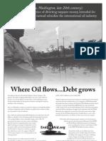 Where Oil Flows, Public Debt Grows