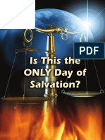 IS THIS THE ONLY DAY OF SALVATION.pdf