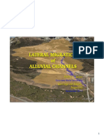 Lateral Migration of Alluvial Channels