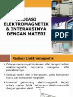 Radiasi Elektromagnetik and Interaksinya