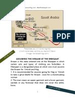 Hajj and Umrah Guide Book 2014