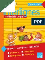 Manuel Interlignes CE2 Extrait