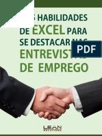 [E-Book] As 5 habilidades de Excel para entrevistas.pdf