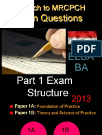 03. How to Approach MRCPCH Exam Questions.ppt