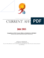 Gk Today Current Affairs June 2015