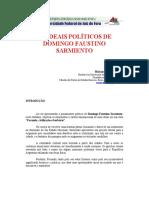 AUGUSTO, M. Os Ideais Políticos de Domingo Faustino Sarmiento