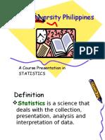 Statistics Wt Lab Fe Lec
