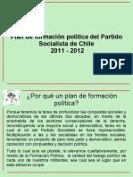 Plan de Formación Política Del Partido Socialista de Chile