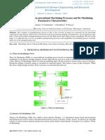 A Study on Modern Unconventional Machining Processes and Its Machining Parameters Characteristics-IJAERDV04I0143211
