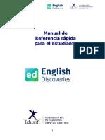 Manual de Referencia Rapida Para Estudiante de ED