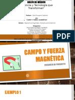 Campo y Fuerza Magnética