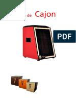 Apostila de Cajon