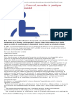 Nuevo Código Civil y Comercial, Un Cambio de Paradigma Jurídico Para La Discapacidad _ Diario El Litoral _ Corrientes