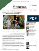 21-10-2016 ¿Qué está pasando en Montería? Expertos responden - RCN Radio