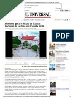27-06-2016 Montería gana el título de Capital Naci...laneta 2016 | EL UNIVERSAL - Cartagena.pdf