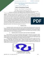 Study of Meandering Channel-IJAERDV04I0274974