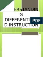 Understanding D.I.