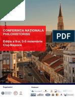 AFIS CONFERINTA 2016