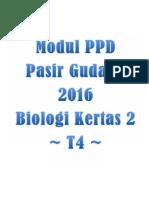 Modul Biologi 2016 t4 Soalan