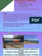 Presentation - Box Portal Traverser