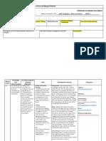 ed2632 forward planning document