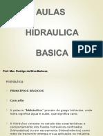 Introdução Hidraulica Rodrigo Ppt