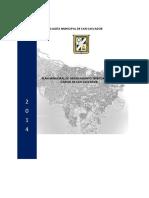 Plan Municipal de Ordenamiento Territorial _261114