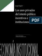 9. Stiglitz 1998