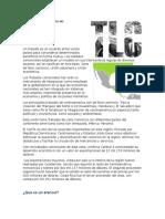 Tratados Comerciales en Centroamerica