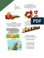 10 Cantos Infantiles Ilustrados